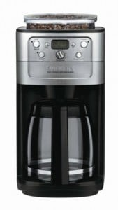 Cuisinart Grind-and-Brew 12-Cup Automatic Coffeemaker