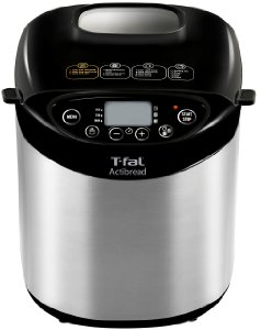 T-fal PF311E ActiBread Programmable Bread Machine