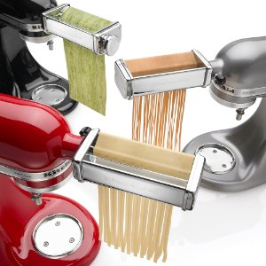 KitchenAid Pasta Excellence Set with 6 Different Attachments