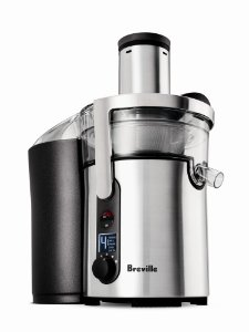 Breville Juice Fountain Multi-Speed 900-Watt Juicer
