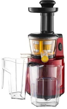 Best Inexpensive Slow Juicer : Gourmia GSJ200 Masticating Slow Juicer - Smart Cook Nook