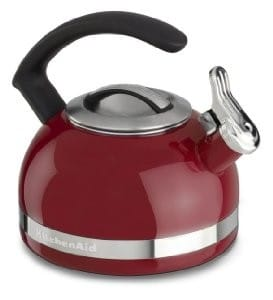 KitchenAid 2 Quart Kettle with C Handle and Trim Band