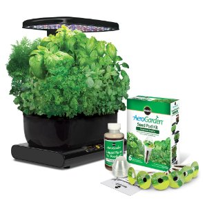 Miracle-Gro AeroGarden Harvest with Gourmet Herb Seed Pod Kit