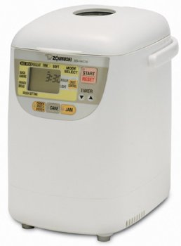 Zojirushi BB-HAC10 Programmable Mini Breadmaker