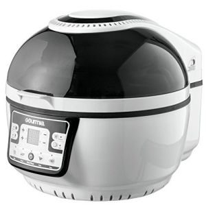 Gourmia GTA-2500 Electric Digital Air Fryer Griller and Roaster