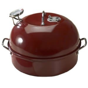 Nordic Ware 365 Indoor-Outdoor Kettle Smoker