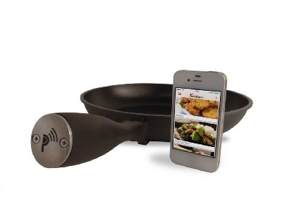 Pantelligent Intelligent Frying Pan