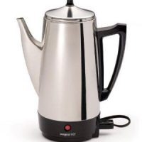 Presto 12-Cup Stainless Steel Percolator Coffee Maker Review