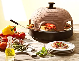 Pizzarette Classic 6 Person Model