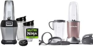 Nutri Ninja and Nutribullet Blenders