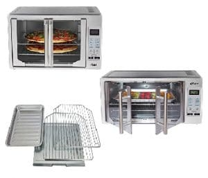 Oster Digital French Door Oven