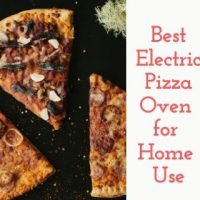 Which is the Best Electric Pizza Oven for Home Use?