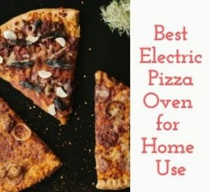 Electric Pizza Oven for Home