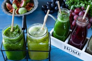 Fibrous Green Juices