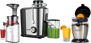 Juicers That Keep Pulp