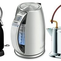 Best Electric Kettle for Hard Water