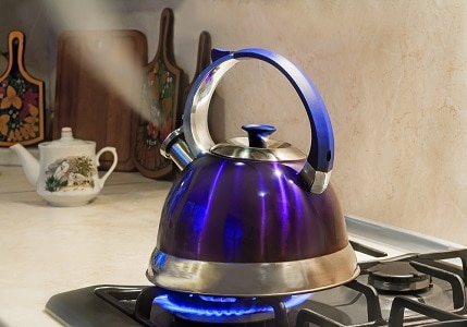 Advantages of a Stovetop Kettle
