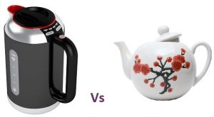 Difference Between a Kettle Vs Teapot